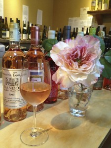 Black Door Wine Company - 2012 Rose Tasting at the store